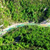 gorges-verdon-rivière-nature