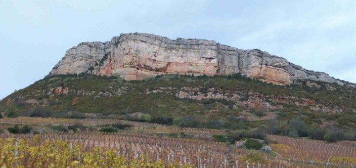 Escalade Vergisson Bourgogne