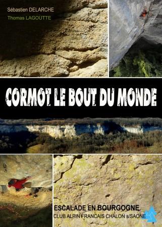 Topo escalade Cormot le Grand Bourgogne