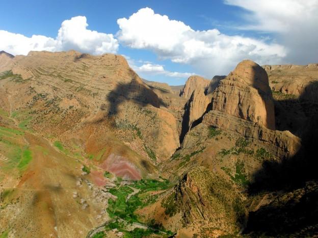 Taghia (Maroc) (c) Escalade Lyon E. Chaxel