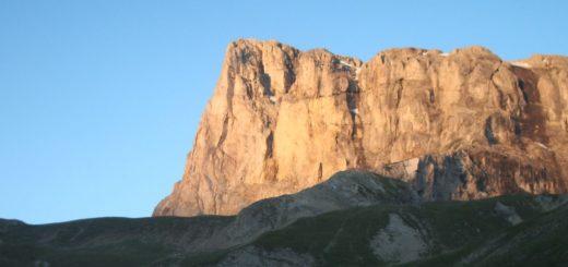 Pic de Bure Escalade montagne dévoluy