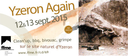 yzeron again 12 et 13 septembre 2015