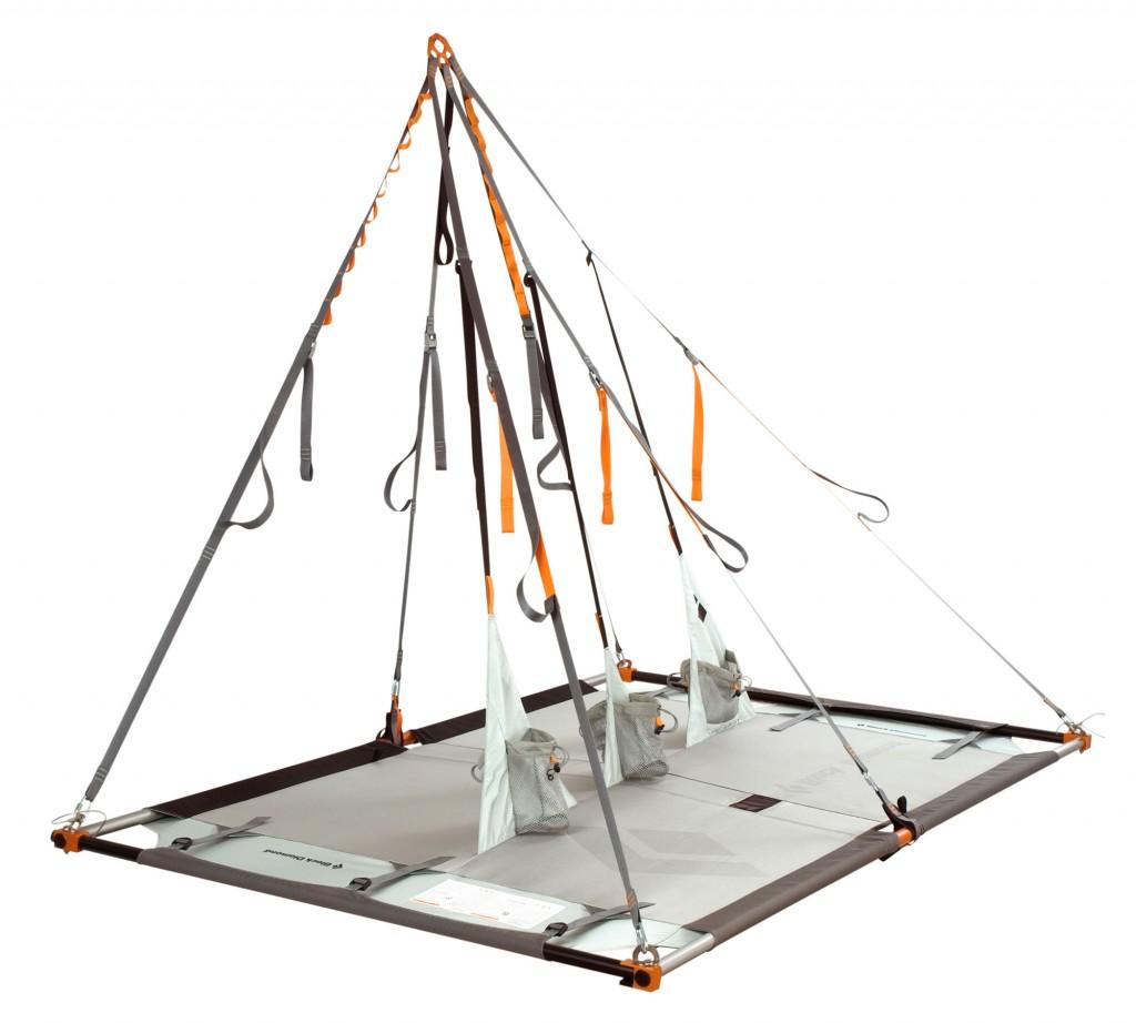 Le modèle de portaledge Cliff Cabana Double de BLACK DIAMOND