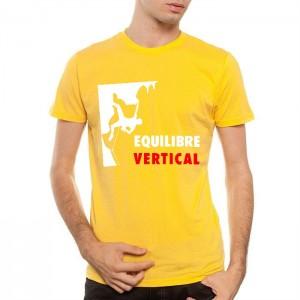 tee-shirt-homme- jaune-EV