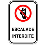 escalade-interdite