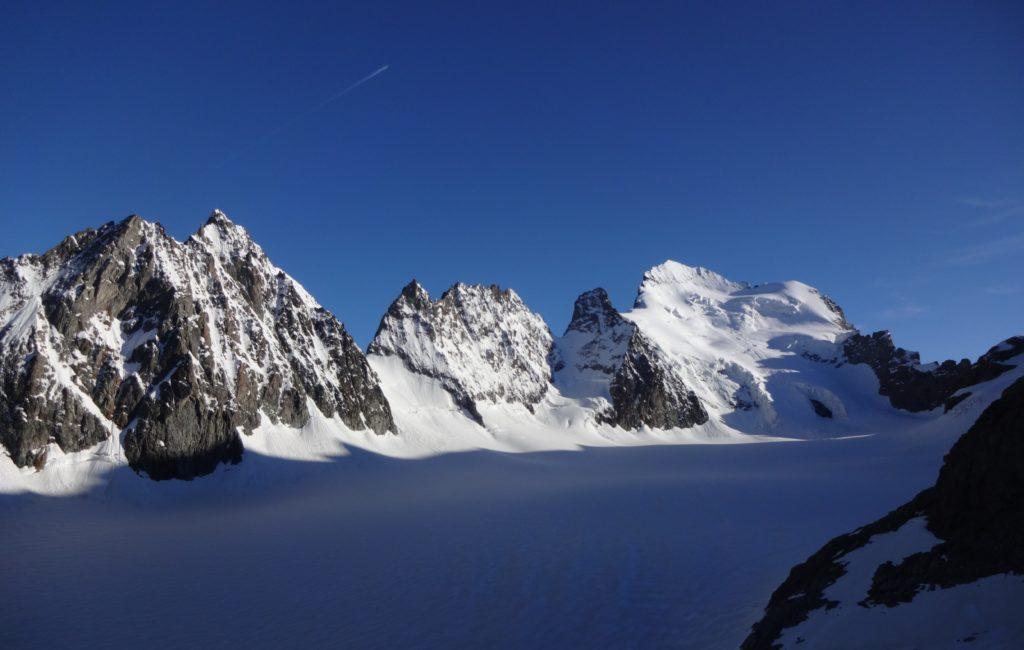 glacier alpinisme montagne escalade