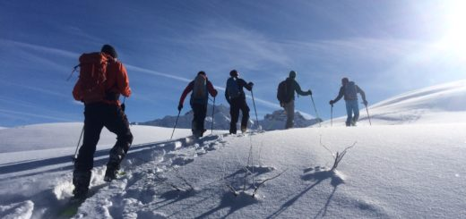 ski-randonnée-beaufortain