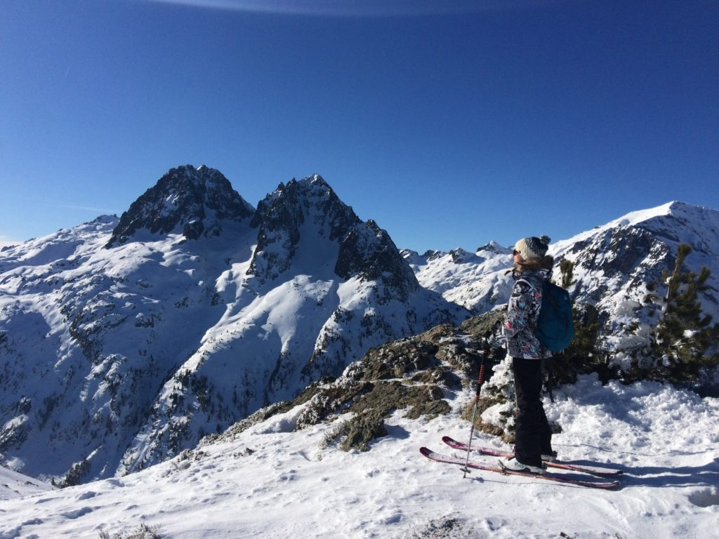 chamonix ski randonnée posettes