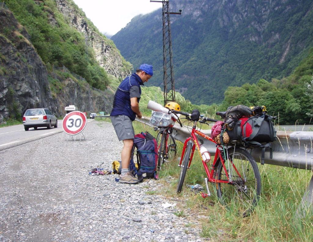 écrins-vélo-pause-route-alpinisme