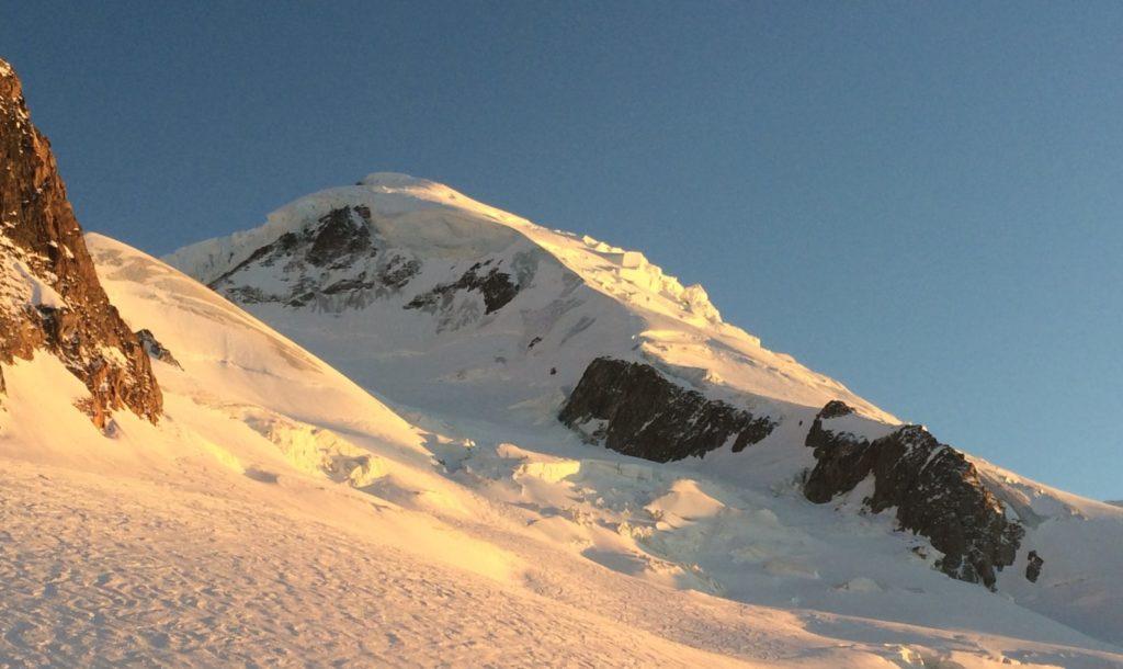 grands-mulets-arête du goûter alpinisme montagne mont-blanc