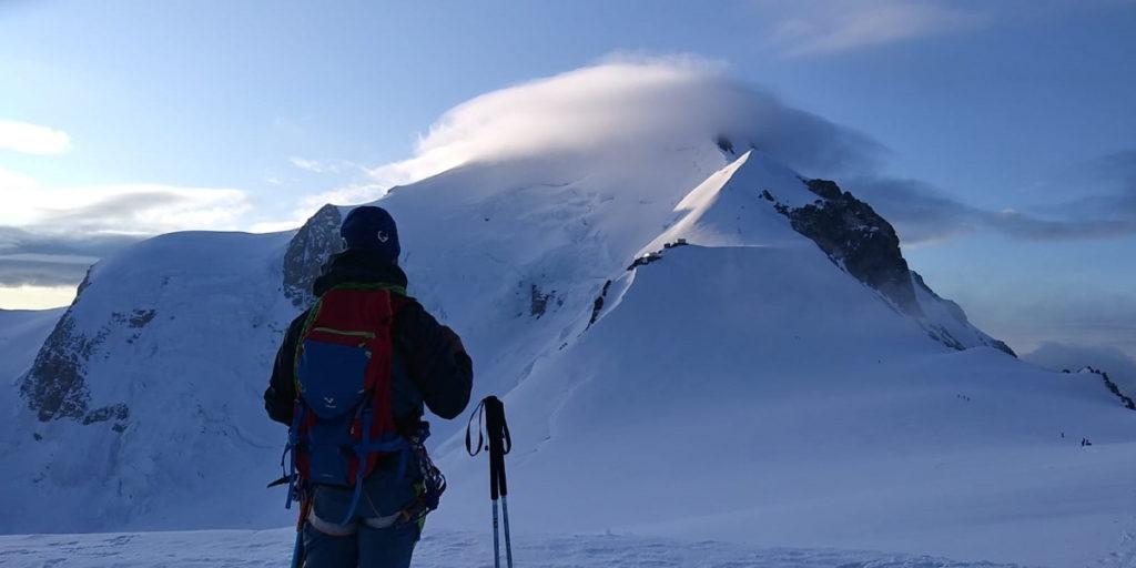 mont-blanc-ane-eric-chaxel-millet-sac-dos-corde alpinisme montagne