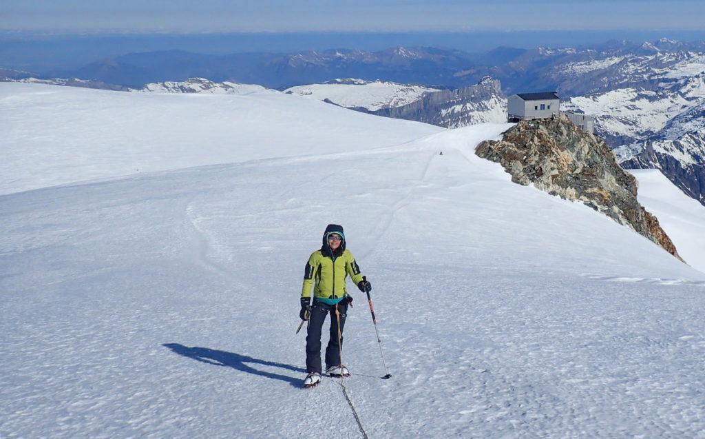 arête-bosses-vallot-mont-blanc alpinisme montagne