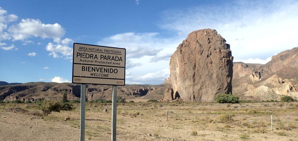 voyage escalade piedra parada argentine