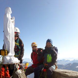 grand-paradis-gran-paradiso-eric-chaxel-millet-madone-vierge-sommet-montagne-alpinisme