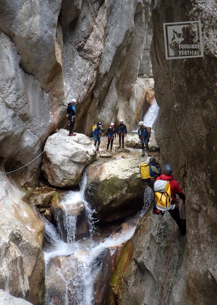 canyon-écouges-vercors-spéléo