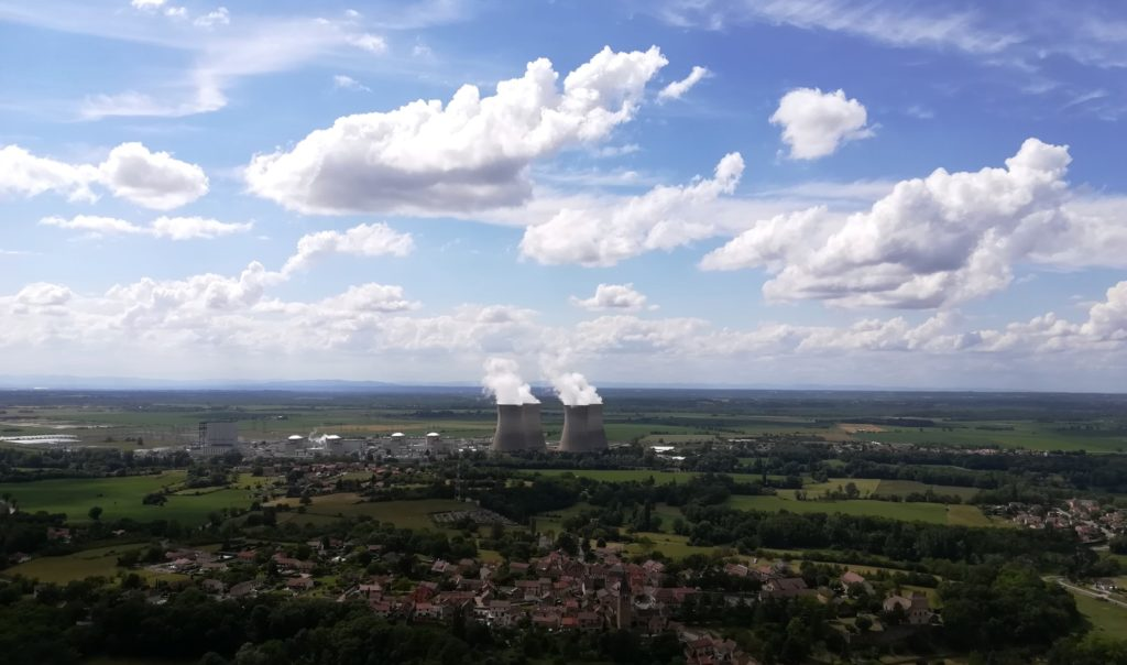 centrale nuclaire bugey