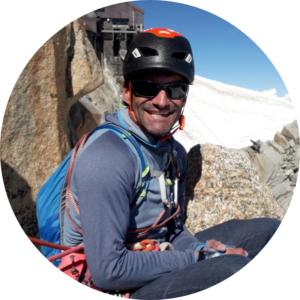 eric chaxel guide haute montagne moniteur escalade chamonix aiguille midi